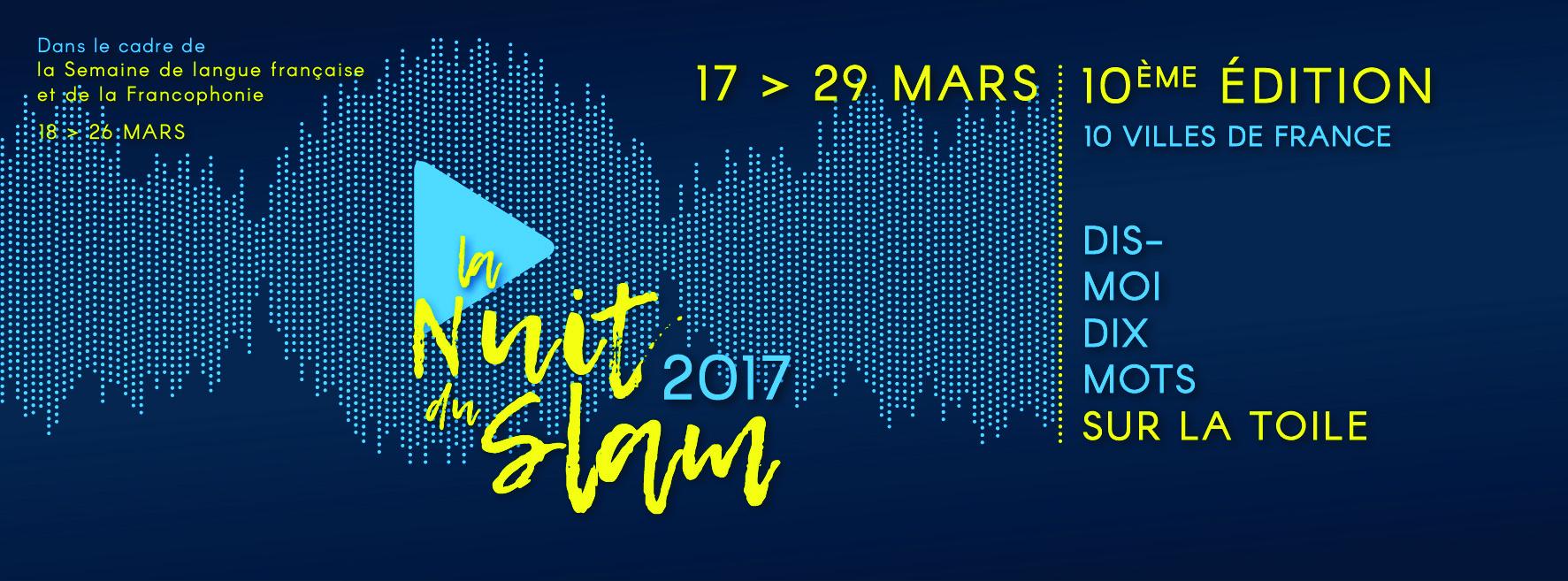 Nuit du Slam France